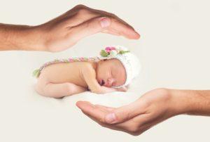 Art. 6 GG schützt die Familie als soziales Konstrukt.