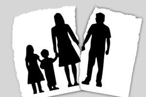 Gerade im Falle einer Scheidung oder dauerhaften Trennung spielen die Grundrechte eine besonders wichtige Rolle.