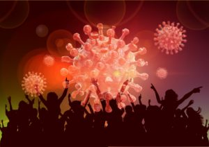 Die Corona-Pandemie führt zu zahlreichen neuen Rechtsfragen. Viele davon betreffen die Grundrechte.